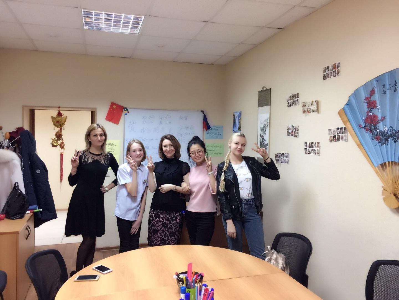 应用俄语专业2006级 张丹青