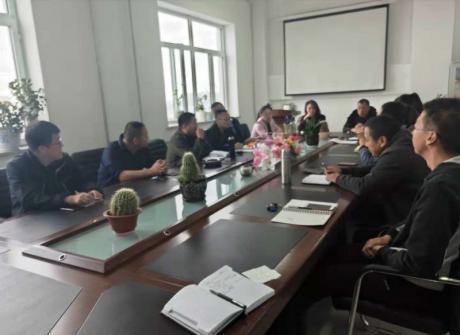 动物科技分院党支部召开支部扩大会议