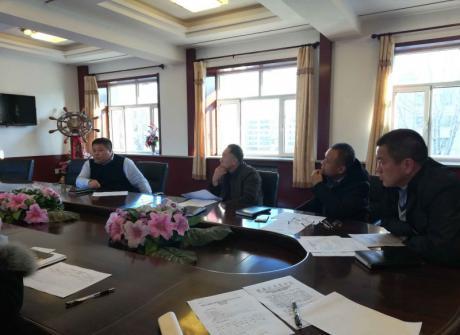 我院召开职业教育发展情况调研工作会议