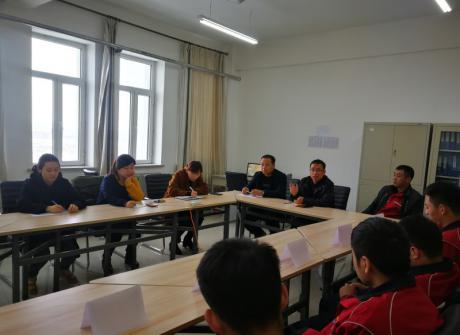 机电工程分院与旭凯汽修中心共建现代学徒制