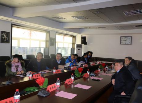 海南经贸职业技术学院来我院交流学习