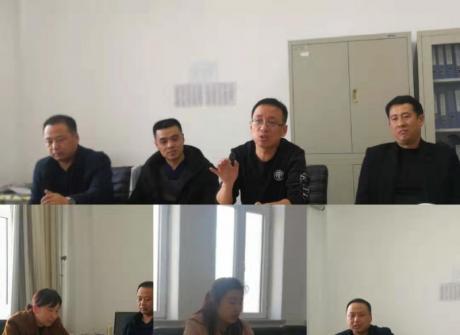 机电工程分院党支部召开支部组织生活和民主评议党员会