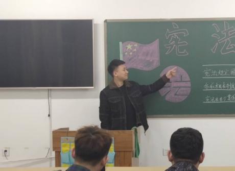 """我院团委组织开展""""国家安全教育日""""主题团日活动"""