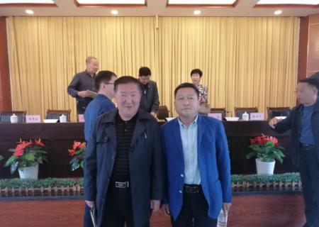 我院参加佳木斯市老科协第四届会员代表大会